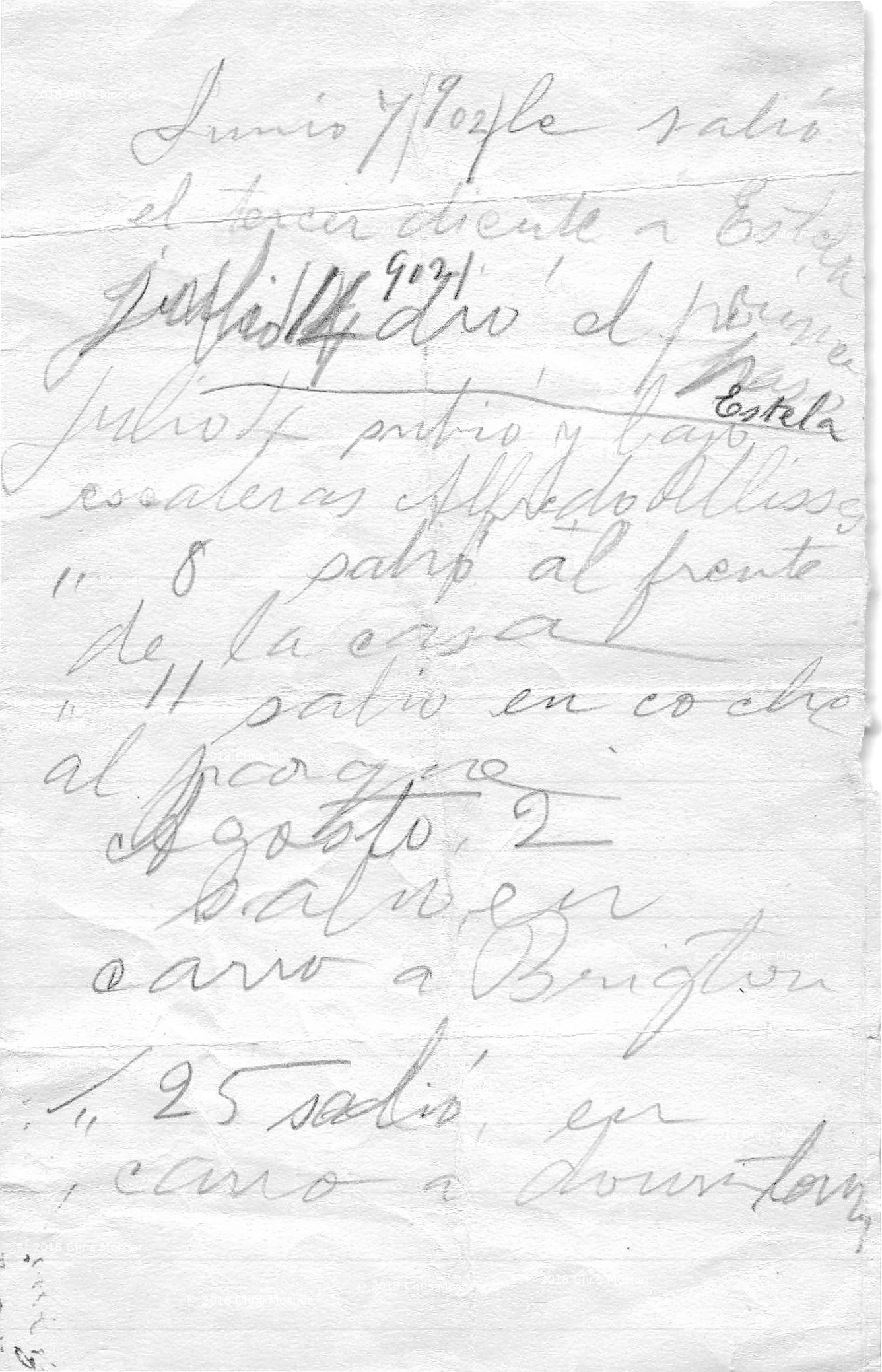 dudley joseph letters genealogy fixed christopher alan mosher  beginning of page 35 a transcription of this page is not available